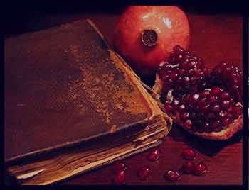 شعر در مورد شب یلدا