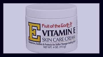 ویتامین E , ویتامین E400 , ویتامین E برای پوست , ویتامین E برای سینه