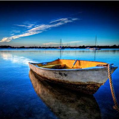 شعر در مورد قایق