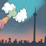 گلچین زیباترین شعر در مورد هوای پاک