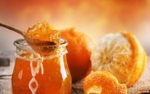 طرز تهیه مربای نارنگی کاراملی , مربای نارنگی کاراملی , مربای نارنگی
