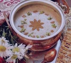 طرز تهیه حلیم گوشت و برنج , حلیم گوشت و برنج , غذای کمکی کودکان