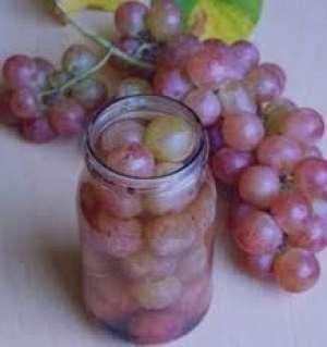 طرز تهیه ترشی انگور , ترشی انگور , ترشی انگور سیاه