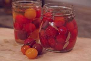 طرز تهیه ترشی گوجه فرنگی , ترشی گوجه فرنگی , ترشی گوجه
