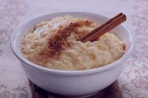 طرز تهیه پودینگ برنج , پودینگ برنج , شیر برنج