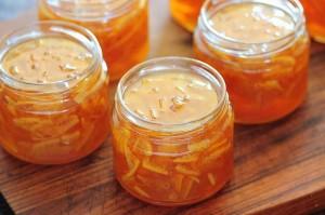 طرز تهیه مربای پوست پرتقال , مربای پوست پرتقال , مربا پوست پرتقال