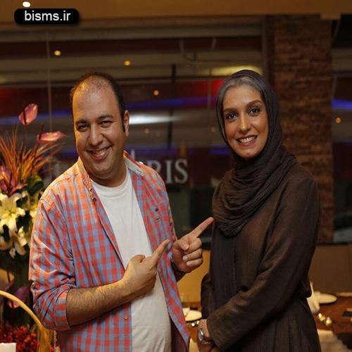 عکس های جشن تولد الیکا عبدالرزاقی