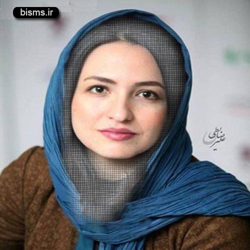 لباس عجیب گلاره عباسی در جشنواره اسب نقره ای روسیه