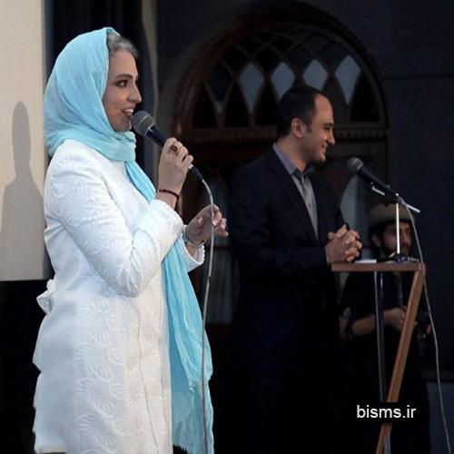 عکس های گلاره عباسی در اکران یکی از فیلم هایش