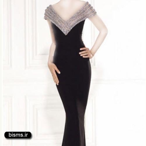 مدل لباس شب و مجلسی 2015