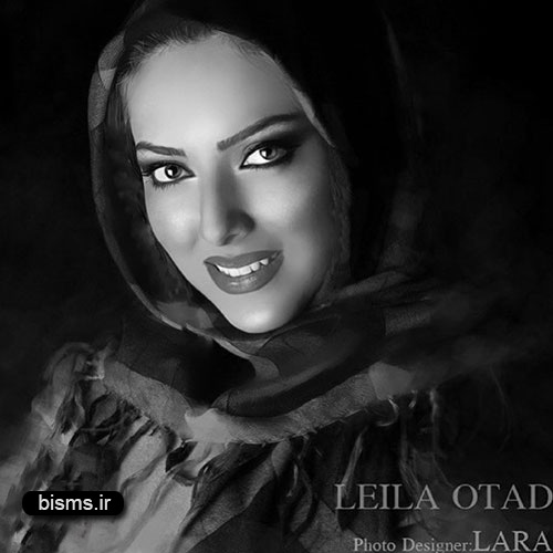 عکس لیلا اوتادی در لباس نینجا