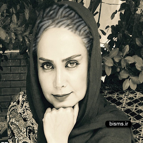 عکس جدید مریم خدا رحمی در پشت صحنه یک فیلم