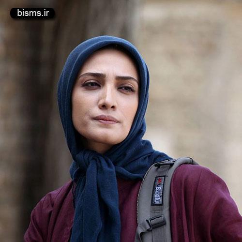 عکس جدید مینا ساداتی در مراسم رونمایی آلبوم دارکوب
