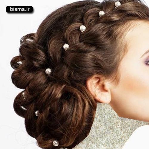 عکس هایی از مدل موهای دخترانه و شیک