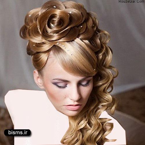 عکس مدل مو های شیک و زیبای فر