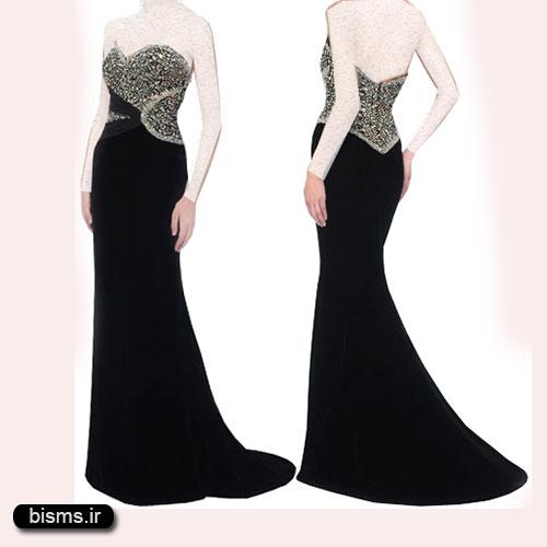 عکس مدل لباس های مجلسی و شب 2015