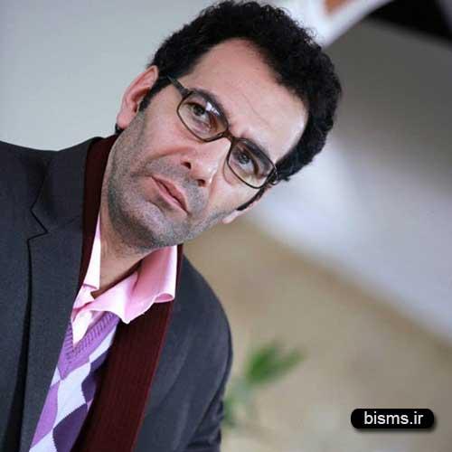 بهنام تشکر در اکران فیلم چهارشنبه 19 اردیبهشت