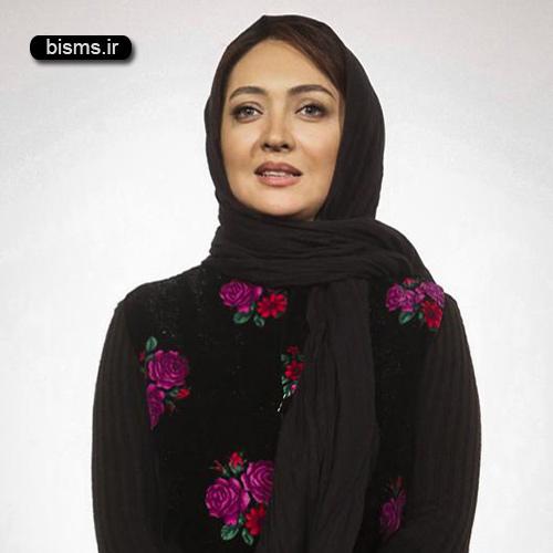 عکس نیکی کریمی در مراسم اهدای جوایز فیلم شیفت شب