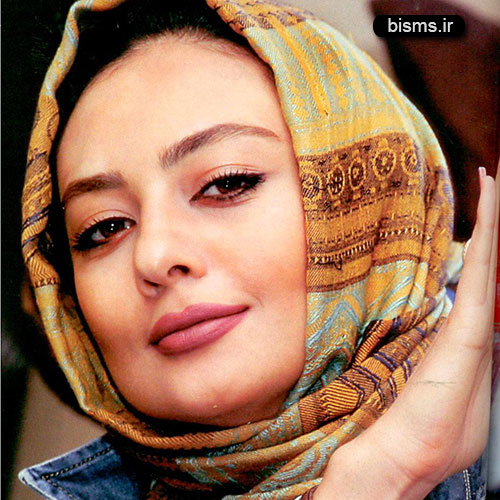 عکس جدید و دیده نشده از گریم وحشتناک یکتا ناصر
