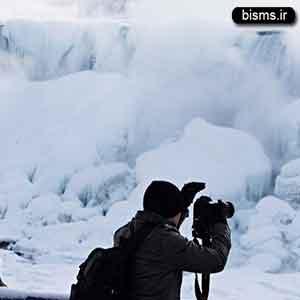 عکس های زیبا از یخ زدگی آبشار نیاگارا