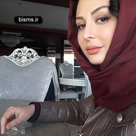 عکس جدید و دیدنی نیوشا ضیغمی و همسرش