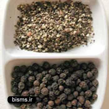فلفل سیاه , فلفل سیاه در بارداری , فلفل سیاه برای گلو درد , فلفل سیاه و لاغری