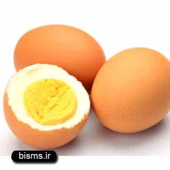 تخم مرغ ، خواص تخم مرغ , تخم برای چه بیماری هایی مفید است , ارزش غذایی تخم مرغ چقدر است