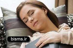 ۵ نشانه ی کمبود خواب