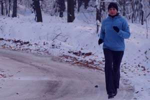 با وجود سرمای زیر صفر ، سالم بمانید