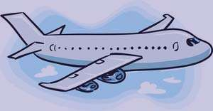 چطور هواپیما زده نشویم