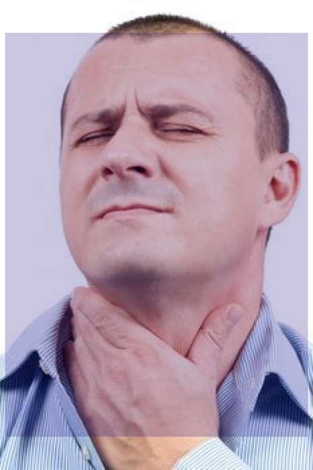 دارو خانگی برای درمان گلو درد