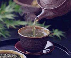 مصرف روزانه چای سبز