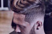 گالری زیباترین و شیک ترین مدل موی خامه ای پسرانه