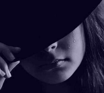 عکسهای تنهایی و گریه