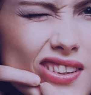عوارض و اثرات ترکاندن جوش های چرکی صورت