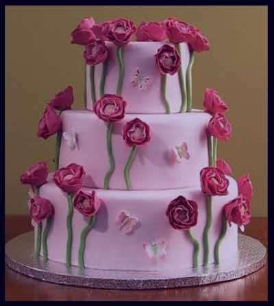عکس کیک تولد , دانلود عکس کیک تولد زیبا , انواع کیک تولد ...