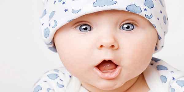 شعر در مورد نوزاد پسر