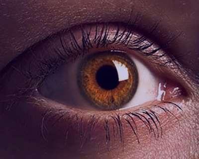 دانلود عکس چشم زیبا عسلی اشک آلود گریان دختر پسر برای ...
