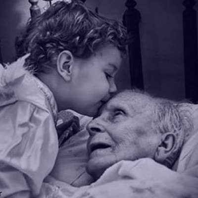 شعر در مورد پدربزرگ