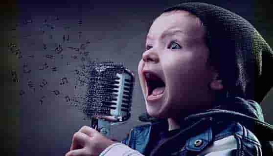 شعر در مورد آواز