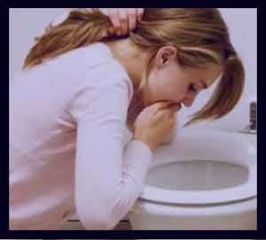 کمر درد و حالت تهوع , علت کمر درد و حالت تهوع , کمر درد همراه با حالت تهوع , حالت تهوع و کمردر