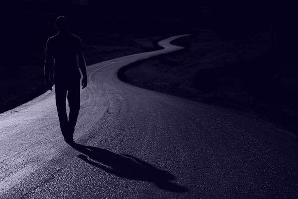 شعر در مورد تاریکی شب