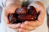تاثیر خوردن خرما در اوایل بارداری و درمان کم خونی و ضعف