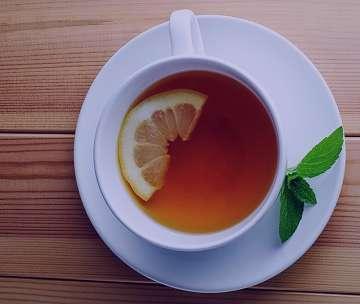 چای سبز و لیمو , خواص چای سبز و لیمو , چای سبز+لیمو , چای سبز با لیمو