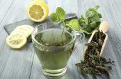 خواص شگفت انگیز ترکیب چای سبز و لیمو برای لاغری