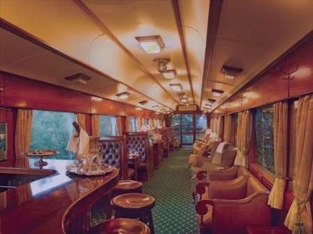 لوکسترین قطارهای جهان