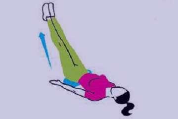 لاغری شکم و پهلو با ورزش , لاغری موضعی شکم و پهلو با ورزش , لاغری سریع شکم و پهلو با ورزش , ورزش برای لاغری شکم و پهلو با تصویر