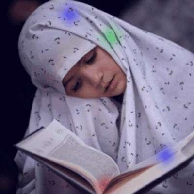 شعر در مورد تلاوت قرآن
