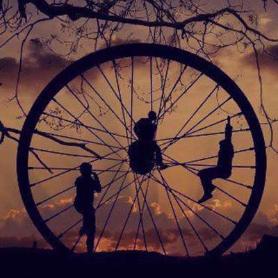 شعر در مورد چرخش روزگار