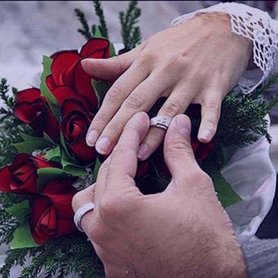 شعر در مورد پیوند ازدواج